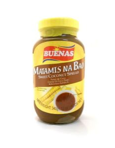 Buenas Coconut Spread (Sweet Coconut Jam) | Buy Online at The Asian Cookshop